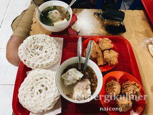 Foto 4 - Makanan di Bakso Bakwan Malang Cak Su Kumis oleh Icong