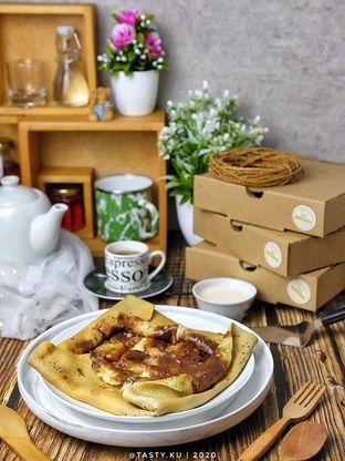 Foto 2 - Makanan di House of Crepes oleh Tasty Kuliner