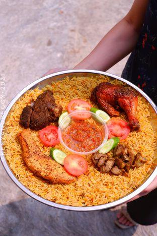 Foto 6 - Makanan di Kebuli Ijab Qabul oleh Vionna & Tommy