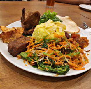 Foto - Makanan(Nasi Urap Solo) di Dapur Solo oleh Nathania Kusuma