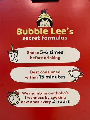 Foto 1 - Menu di Bubble Lee oleh Duolaparr