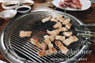 Foto 4 - Makanan(samgyeopsal) di Chung Gi Wa oleh Melody Utomo Putri
