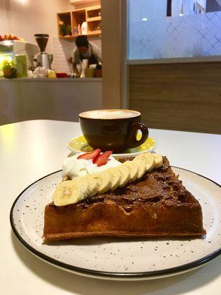 Foto 34 - Makanan di BROWNFOX Waffle & Coffee oleh Prido ZH