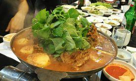 Korean Restaurant Ma Po
