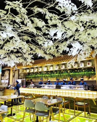 Foto review Okinawa Sushi oleh Marisa Aryani 4