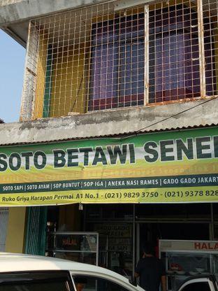 Foto 1 - Eksterior di Soto Betawi Senen oleh @duorakuss