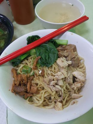 Foto 3 - Makanan di Bakmi Gang Kelinci oleh Stallone Tjia (@Stallonation)