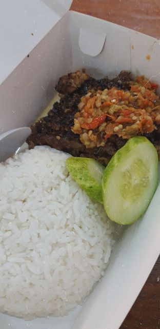 Foto - Makanan di Ayam Geprek Bunda oleh Arya Irwansyah Amoré