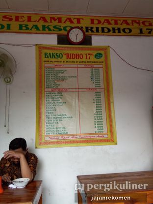 Foto 6 - Menu di Bakso Ridho 17 oleh Jajan Rekomen