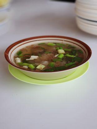 Foto 8 - Makanan di Sate Maranggi Hj. Yetty oleh Yumme FAR