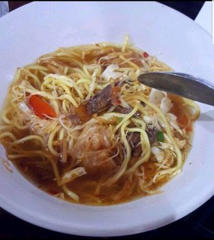 Foto - Makanan di Soto Mie Bogor Bang Asan oleh heiyika