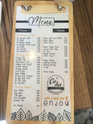 Foto 5 - Makanan di Cie' Dee Kedai Es & Kopi oleh silvia angela