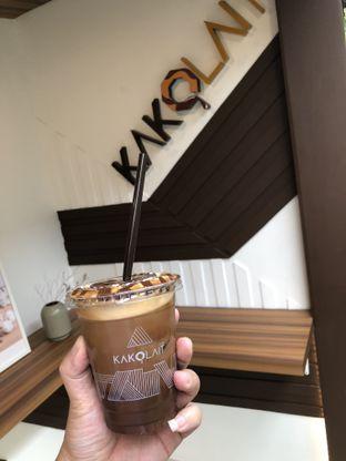 Foto 1 - Makanan(iced mocha) di Kakolait oleh Budi Lee