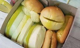 Roti Srikaya Tet Fai
