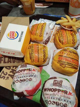 Foto review Burger King oleh Nurul Fitriya 1