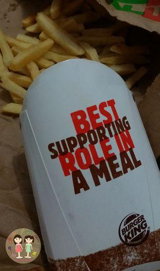 Foto 3 - Makanan di Burger King oleh Jenny (@cici.adek.kuliner)