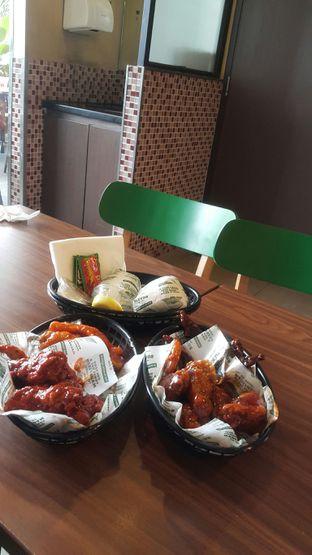 Foto 1 - Makanan di Wingstop oleh Stefy Tan