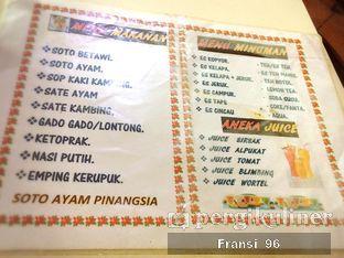 Foto 3 - Menu di Soto Betawi Pinangsia oleh Fransiscus