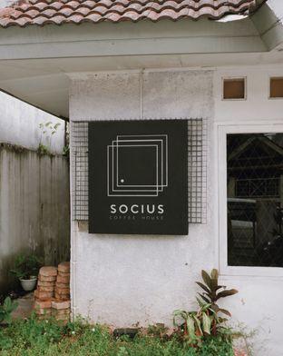 Foto review Socius Coffee House oleh Della Ayu 8