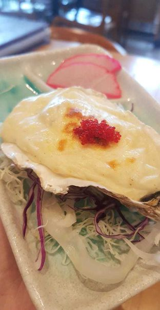 Foto review Nama Sushi by Sushi Masa oleh @duorakuss  2