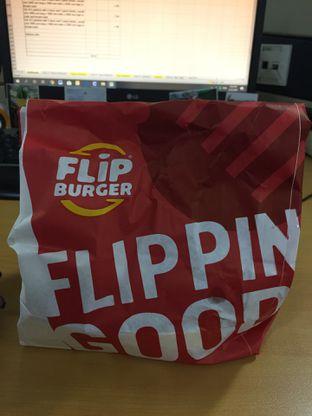 Foto 1 - Makanan di Flip Burger oleh Yohanacandra (@kulinerkapandiet)