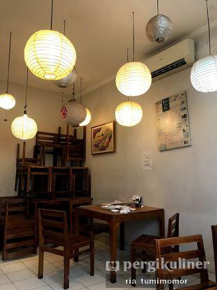 Foto 7 - Interior di Umaku Sushi oleh riamrt