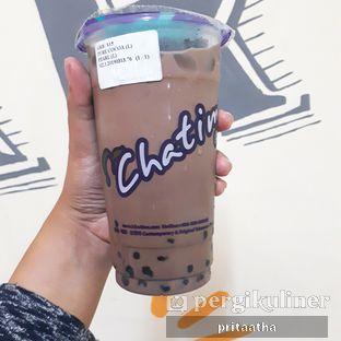Foto - Makanan(Superior Pure Cocoa + Pearl) di Chatime oleh Prita Hayuning Dias