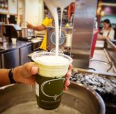Foto Matcha Cheese Tea di Kamu Tea