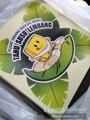 Foto 2 - Makanan di Tahu Susu Lembang oleh Monica Sales