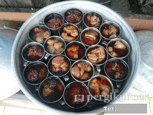 Foto 1 - Makanan(Tju Kiok) di Warung Ibu Tum oleh Tirta Lie