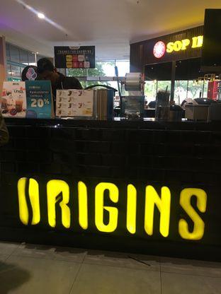 Foto review Origins oleh RI 347 | Rihana & Ismail 2
