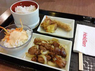 Foto review HokBen (Hoka Hoka Bento) oleh NOTIFOODCATION Notice, Food, & Location 4