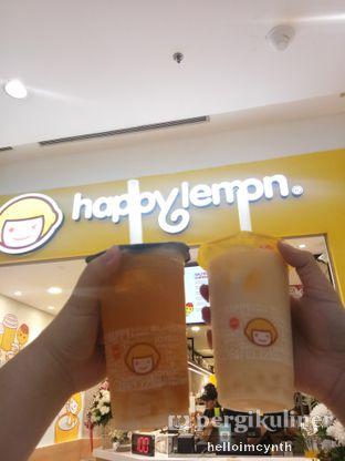 Foto review Happy Lemon oleh cynthia lim 4