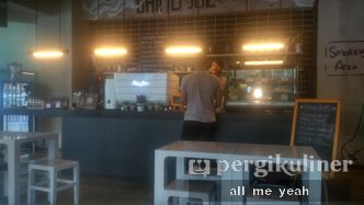 Foto Interior di GrindJoe Coffee - Moxy Hotel