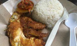 Ayam Penyet Margo