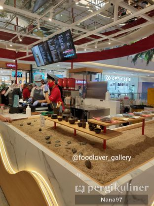 Foto review Gong cha oleh Nana (IG: @foodlover_gallery)  5