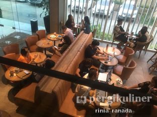 Foto review Starbucks Coffee oleh Rinia Ranada 6