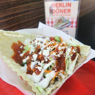 Foto Makanan di Berlin Doner