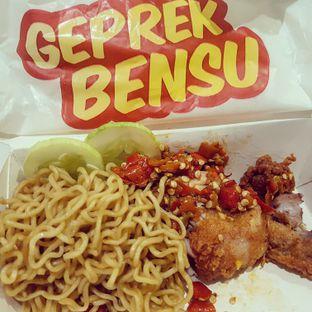 Foto - Makanan di I Am Geprek Bensu oleh Andry Tse (@maemteruz)