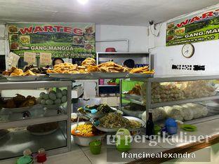 Foto 7 - Makanan di Warteg Gang Mangga oleh Francine Alexandra