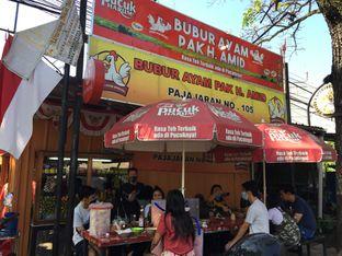 Foto review Bubur Ayam Pak H. Amid oleh Yohanacandra (@kulinerkapandiet) 3