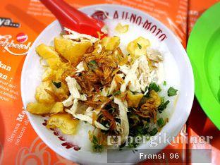 Foto 5 - Makanan di Bubur Ayam Tangki 18 Aguan oleh Fransiscus
