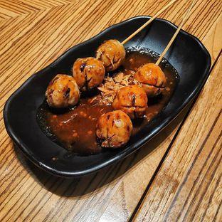 Foto 4 - Makanan(Bakso Bakar Candi Malang) di Remboelan oleh fatty the foodist