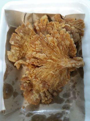 Foto 2 - Makanan(Jamur Crispy GEPREK) di Ayam Geprek Mas Eko oleh Yulia Sari