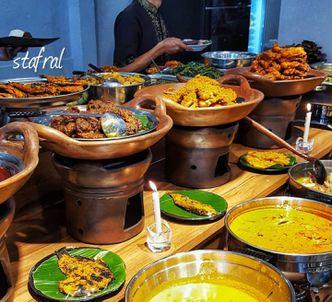 Foto Makanan di Nasi Kapau Langganan