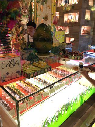 The Cafe Hotel Mulia Senayan Lengkap Menu Terbaru Jam Buka No Telepon Alamat Dengan Peta