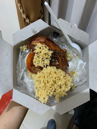 Foto review De' Rice Box Ultimate oleh Ratu Aghnia 1