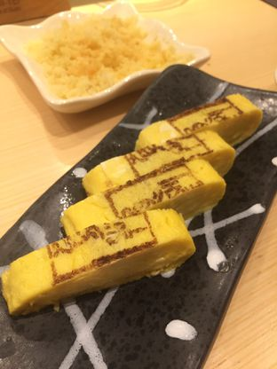 Foto 1 - Makanan di Sushi Tei oleh @Itsjusterr