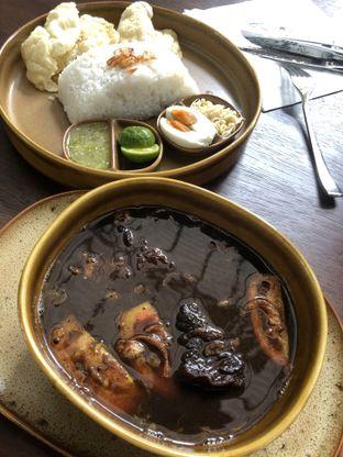Foto 1 - Makanan(Rawon iga BEST) di Jenderal Kopi Nusantara Buwas oleh fify s