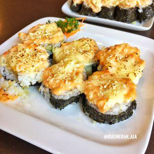 Foto 3 - Makanan(Sushi) di Rumah Lezat Simplisio oleh @kulineran_aja